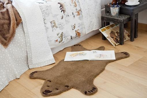 alfombra infantil zara home kids