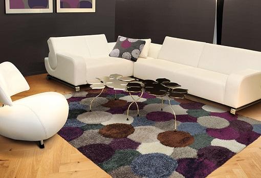 Las mejores alfombras de leroy merlin para el sal n for Alfombra vinilo leroy