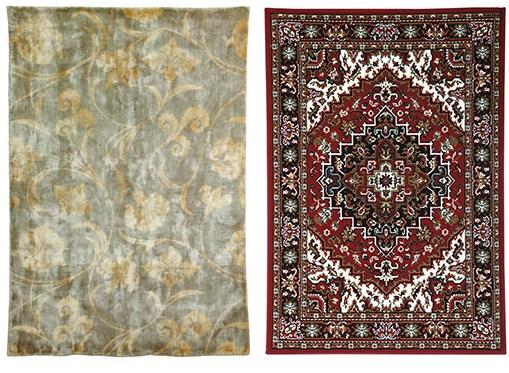 Las mejores alfombras de leroy merlin para el sal n unacasabonita - Las mejores alfombras ...
