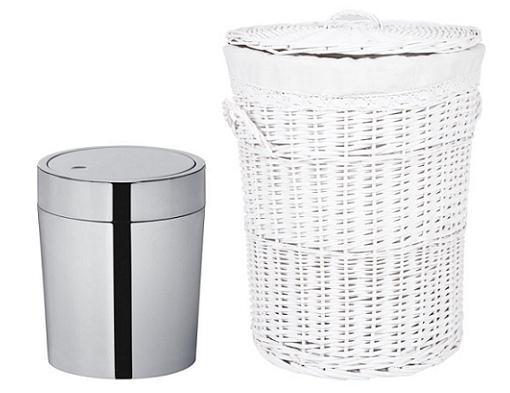 cestos de baño