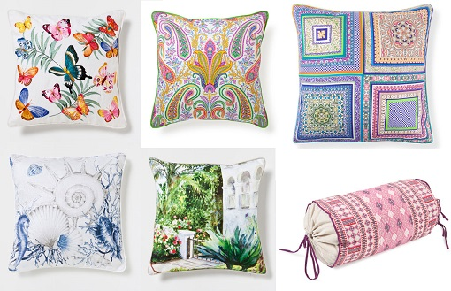 zara home decoracion cojines
