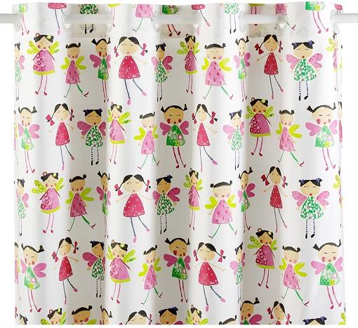 el corte inglés cortinas infantiles