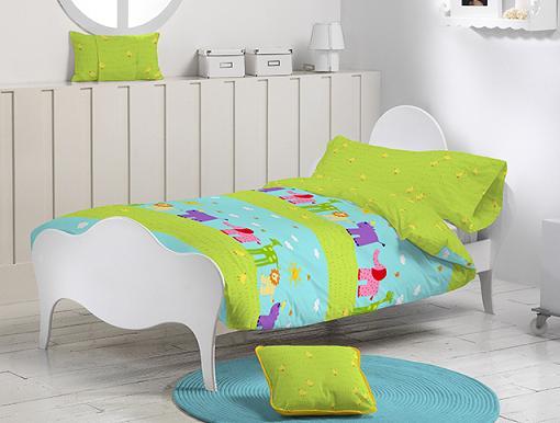 Ropa de cama y fundas n rdicas leroy merlin modernas y - Barandilla cama nino leroy merlin ...