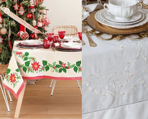 Especial manteles de navidad baratos de el corte ingl s - Manteles para navidad ...