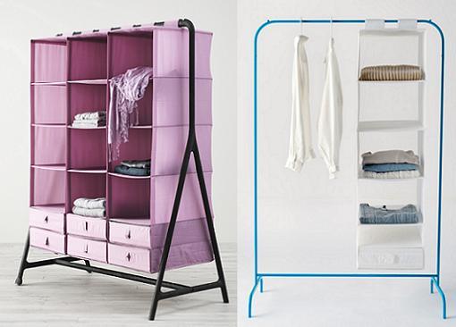 Baratos y a medida los vestidores ikea 2015 unacasabonita - Burro para colgar ropa ...