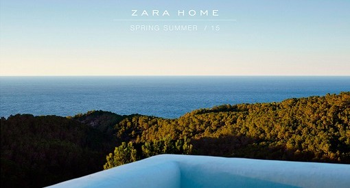 catálogo Zara Home primavera verano 2015