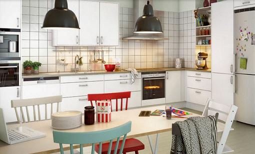 cocina escandinava
