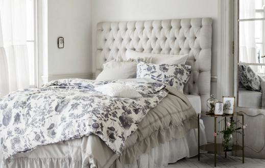 Cat logo h m home primavera verano 2015 ideas para - Ropa de cama matrimonio ...