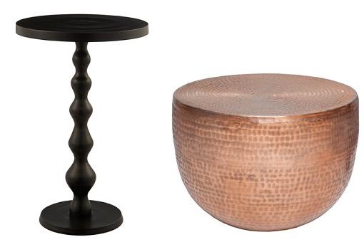 Mesitas auxiliares salon top las mesas auxiliares pueden - Mesas auxiliares de cristal el corte ingles ...