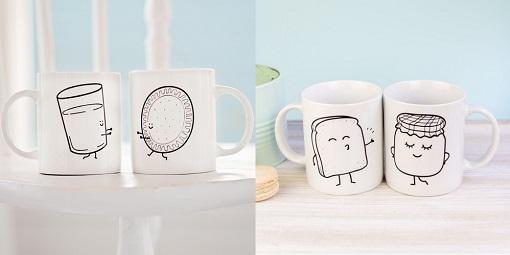 tazas de desayuno mr wonderful