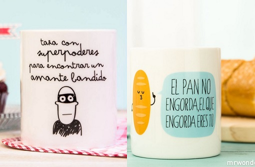 tazas de mr wonderful