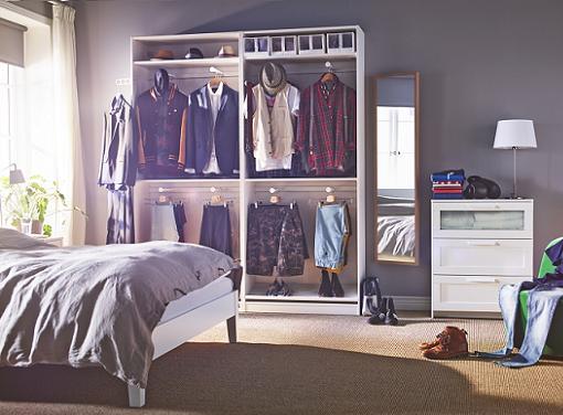 armario ikea armarios de ropa baratos y a medida los vestidores ikea with armarios a medida ikea