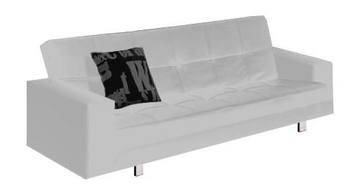 sofa cama carrefour polipiel