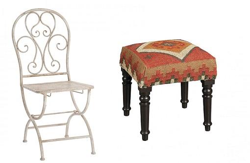 sillas y taburetes Mimub