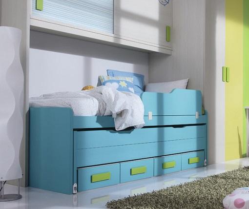 cama nido muebles rey