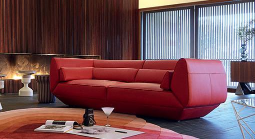 roche bobois sofas modernos
