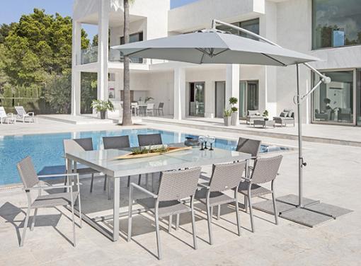 Los mejores muebles de jardin carrefour unacasabonita for Mesas y sillas de jardin alcampo