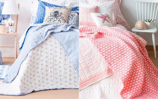 Colchas infantiles con las que renovar la cama este verano - Ropa de cama infantil zara home ...