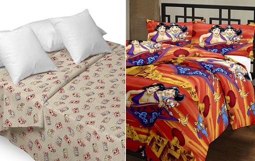colchas para camas individuales