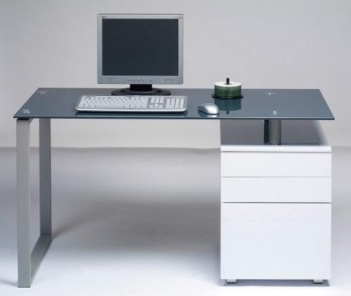 10 escritorios conforama para crear una zona de estudio o for Mesa ordenador conforama