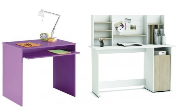 10 escritorios conforama para crear una zona de estudio o