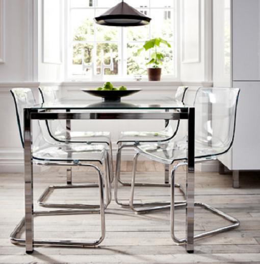 5 mesas de cocina ikea baratas extensibles de madera for Mesa cocina extensible ikea