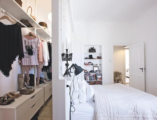 vestidor pequeño