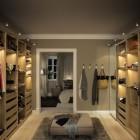vestidor práctico y moderno