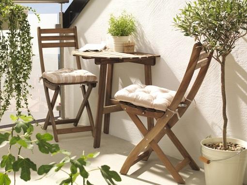 mesas de terraza baratas