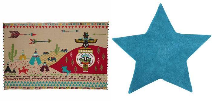 alfombras baratas para niños
