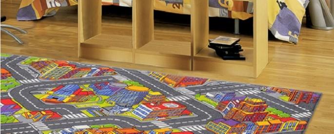 alfombras infantiles baratas
