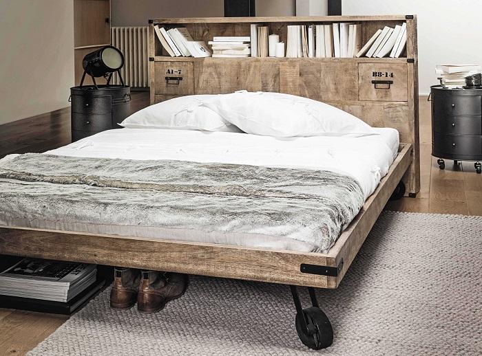 7 cabeceros de cama originales y bonitos de maisons du - Cabeceros de camas originales ...