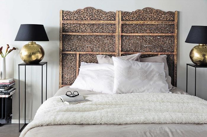 7 cabeceros de cama originales y bonitos de maisons du On ideas para cabezales de cama