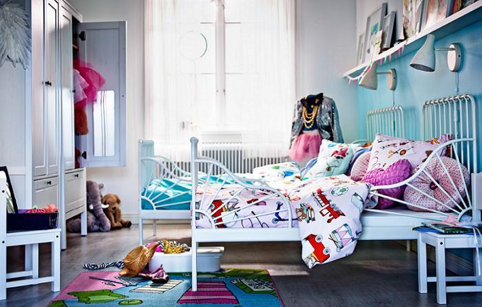 camas infantiles ikea de forja