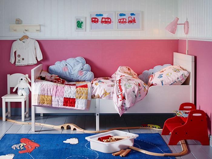 Las mejores camas infantiles ikea baratas y bonitas for Cuartos infantiles ikea