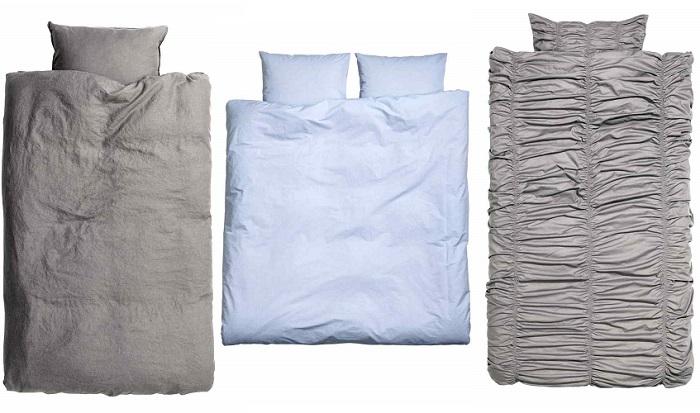 H&M ropa de cama