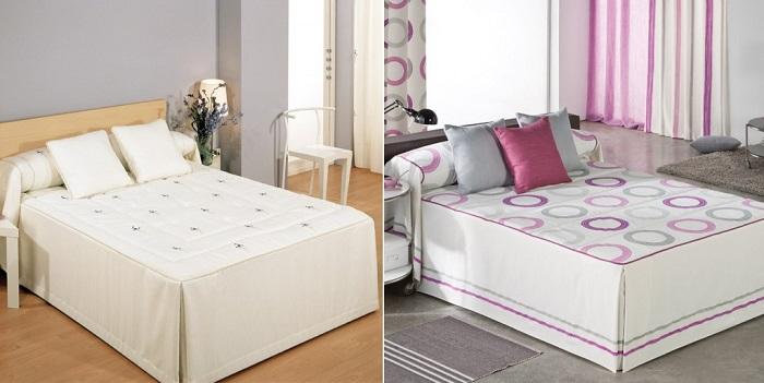 colchas y edredones reig mart para estrenar este oto o 2015 en dormitorios muy acogedores. Black Bedroom Furniture Sets. Home Design Ideas