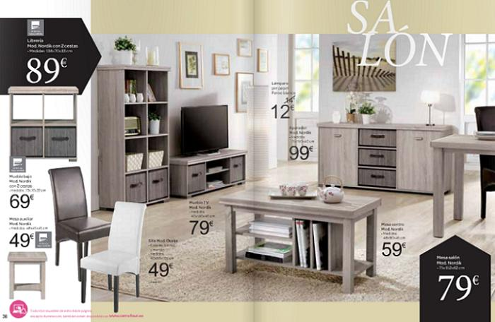 muebles para tv en carrefour