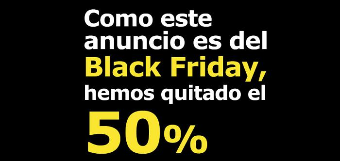Las marcas de decoraci n se apuntan al black friday 2015 for Conforama black friday