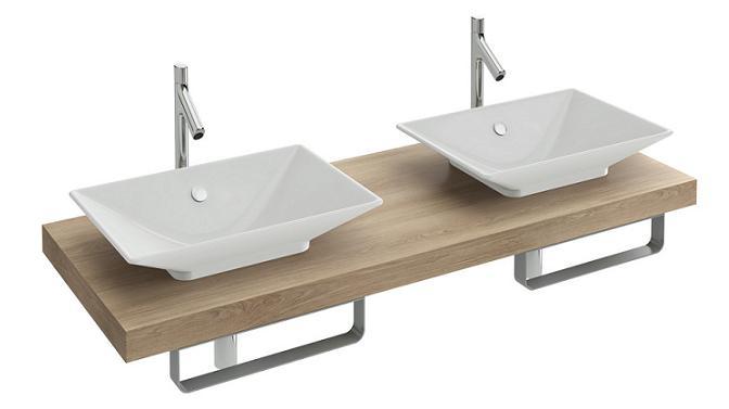 Muebles Baño Para Lavabos Sobre Encimera:Muebles de baño El Corte Ingles: lavabos muy modernos – unacasabonita
