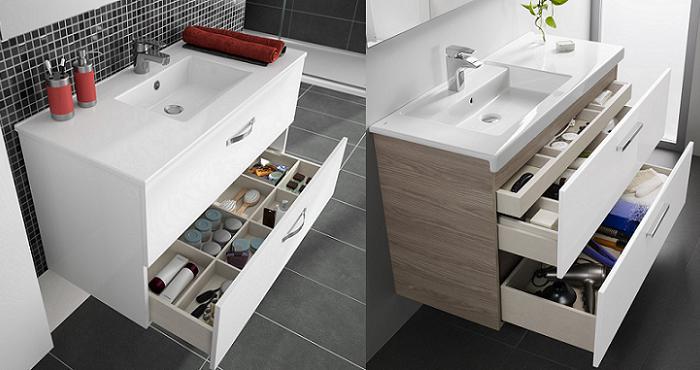 Muebles De Baño Pequenos:Muebles de baño El Corte Ingles: lavabos muy modernos – unacasabonita