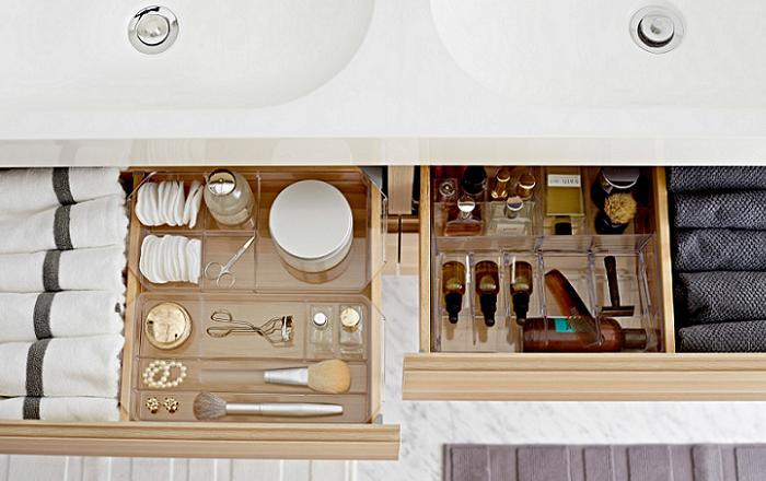 ideas nuevas casa almacenaje baño