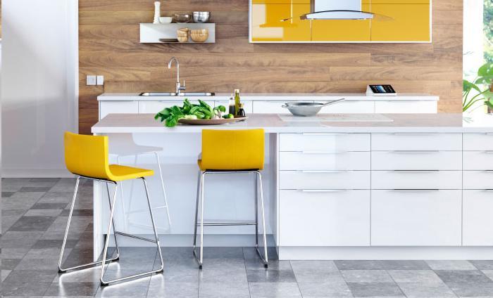 ideas nuevas casa cocina con barra