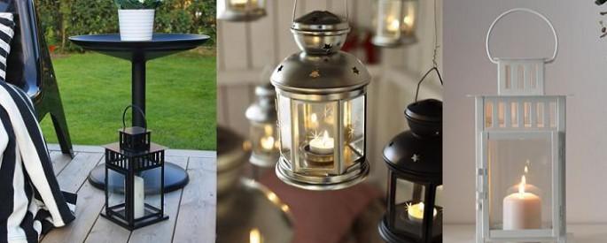 Unacasabonita blog de decoraci n e ideas para el hogar - Farolillos de exterior ...