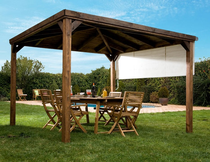 Carpa plegable leroy merlin fabulous espero que os guste for Carpas jardin carrefour