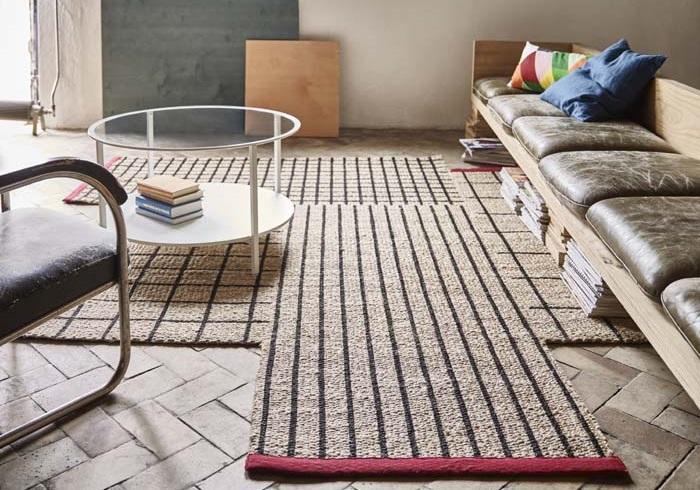 10 alfombras de sal n baratas pero repletas de estilo