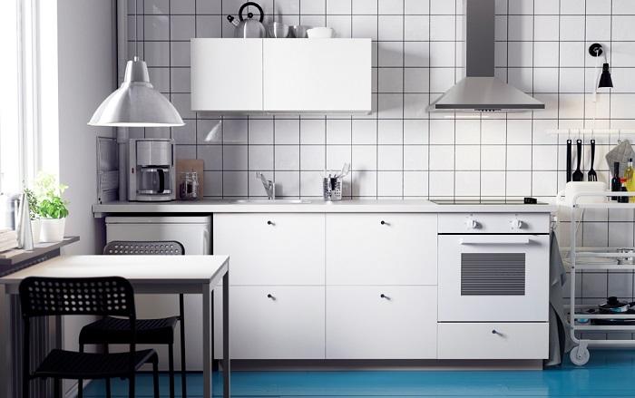 En busca de la mejor mesa para cocina pequeña: moderna ...