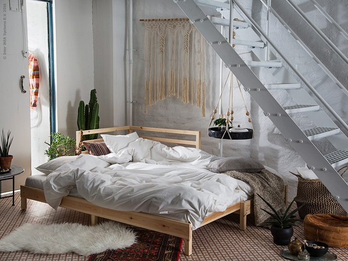 diván cama doble