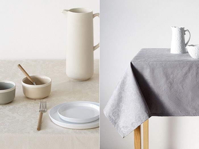 El mantel resinado elige una opci n pr ctica y bonita for Zara home manteles mesa