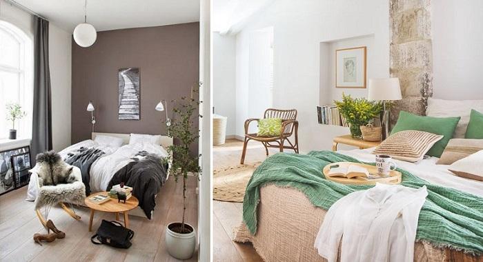 dormitorios de matrimonio modernos butaca